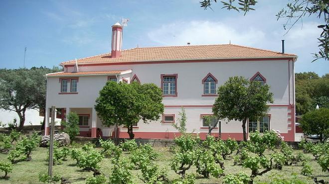 Quinta da Vila Maria&#10場所: Reguengo&#10写真: Quinta da Vila Maria