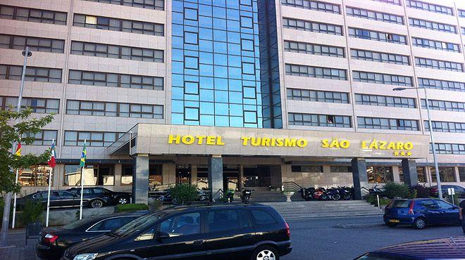 Hotel Turismo São Lázaro&#10Lieu: Bragança&#10Photo: Hotel Turismo São Lázaro