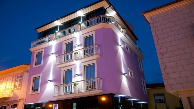 Hotel Muchacho&#10Место: Macedo de Cavaleiros