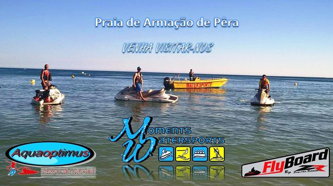 Moments Watersports&#10Local: Alcantarilha&#10Foto: Moments Watersports