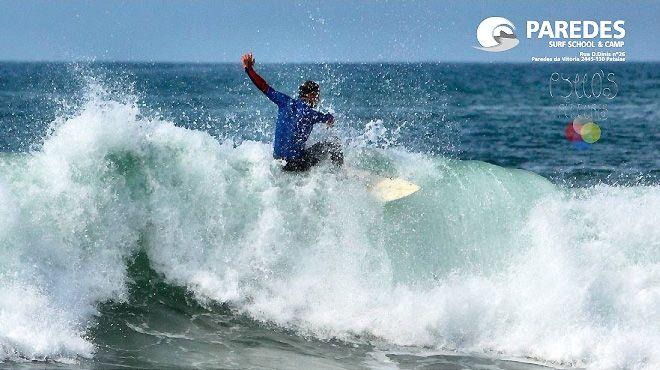 Paredes Surf School Store & Camp&#10Local: Alcobaça&#10Foto: Paredes Surf