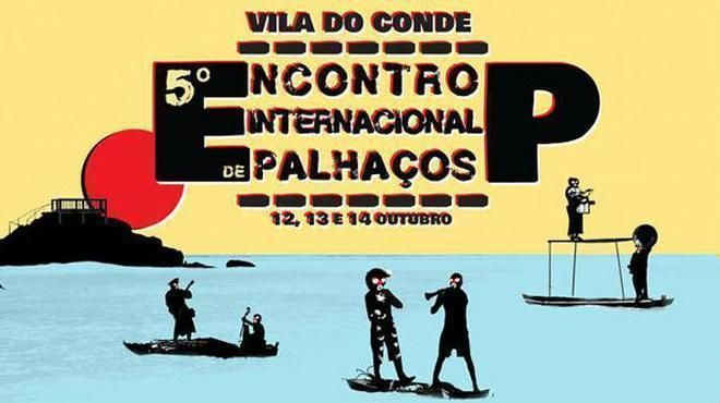 5. Internationales Clown Treffen von Vila do Conde
