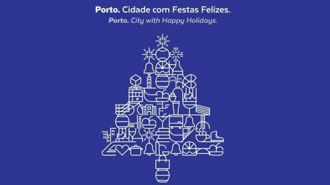 Porto's Christmas and New Year&#10Place: www.visitporto.travel