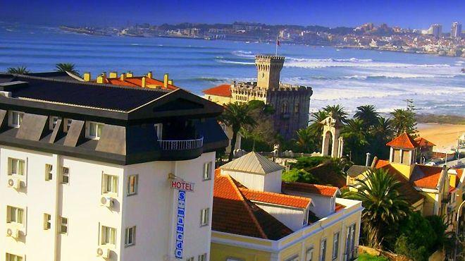Hotel São Mamede&#10Local: Estoril&#10Foto: Hotel São Mamede