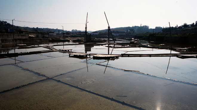 Salinas da Fonte da Bica&#10Lugar Rio Maior&#10Foto: ICNB