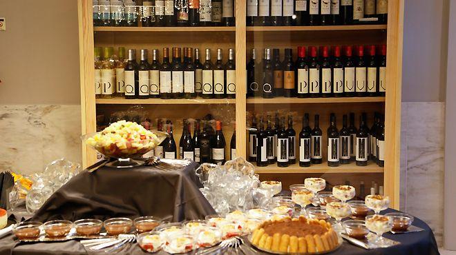 Santograal Restaurante Vinoteca&#10Local: Barcelos&#10Foto: Santograal Restaurante Vinoteca