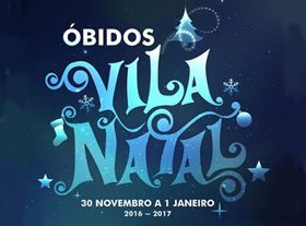 Óbidos Vila Natal