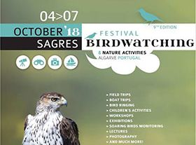 Festival de Observação de Aves (Sagres Birdwatching Festival)