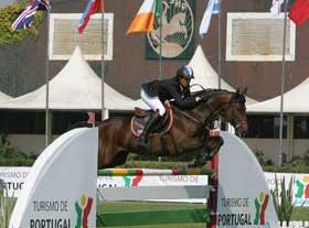 CSIO - Das Internationale Springreitturnier von Lissabon