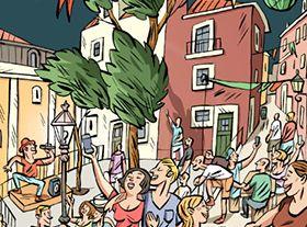 Лиссабонские празднества