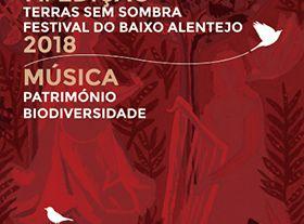 """""""Terras sem Sombra"""" Festival"""