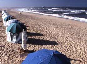 Along the coast of Centro de (...)