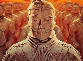 Terracota Army, Xian Warriors