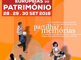 Jornadas Europeias do Património 2018