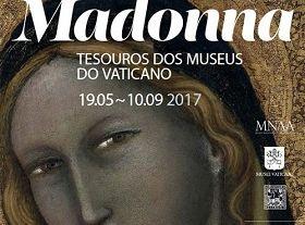 Madonna - Tesouros dos Museus do