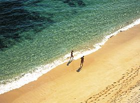 Algarve: beaches from one end of (...)