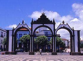 サン・ミゲル (São Miguel)、緑の島
