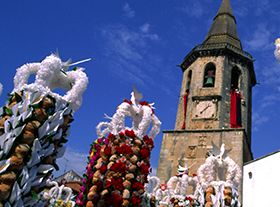 Festa dos Tabuleiros (Festival of