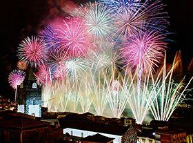 Feste am Jahresende - Madeira