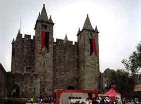 Reis door de Middeleeuwen naar Santa Maria da Feira