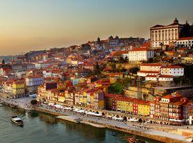 Itinerarios accesibles en Porto