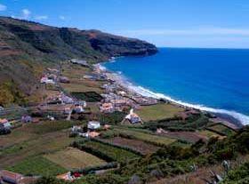 Santa Maria, a ilha sol