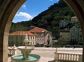 Sintra - Accessible Itinerary
