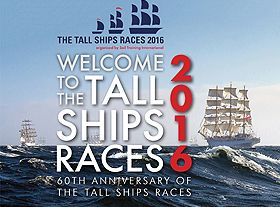Tall Ships' Race (Rennen der großen Schiffe)