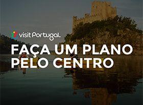 Um plano pelo Centro de Portugal