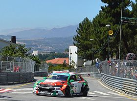 FIA WTCC - World Touring Cars (...)