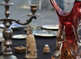 Traditional and Antiques Market - Borba