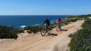 Bicicleta - Oceano Atlântico&#10写真:Caminhos da Natureza - Portugal  Nature Trails
