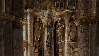 Convento de Cristo, Tomar&#10場所: Convento de Cristo
