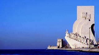 Padrão dos Descobrimentos e Torre de Belém&#10Plaats: Belém&#10Foto: Turismo de Portugal