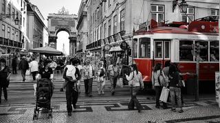 Zona comercial&#10Lugar Baixa&#10Foto: Turismo de Lisboa