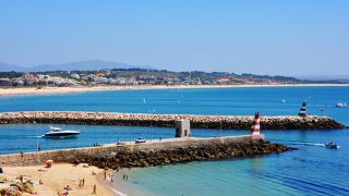 Praia&#10Plaats: Lagos&#10Foto: Turismo do Algarve