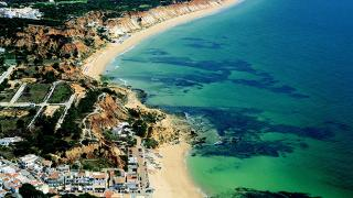 Praia da Falésia&#10Photo: Turismo do Algarve
