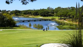 Campo de Golfe&#10Luogo: Vale do Lobo&#10Photo: Quinta do Lago