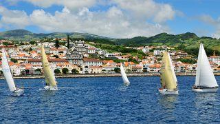 Vela&#10Local:Horta&#10Foto:Maurício de Abreu - Turismo dos Açores