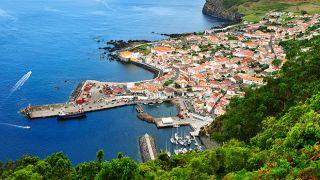 São Jorge&#10Local:Açores&#10Foto:Maurício de Abreu - Turismo dos Açores