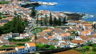 Santa Cruz da Graciosa&#10Local: Ilha Graciosa nos Açores&#10Foto: DRT, Maurício de Abreu