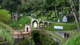 Jardim Tropical&#10Place: Monte Palace&#10Photo: Turismo da Madeira