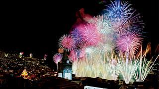 Ano Novo&#10Ort: Funchal&#10Foto: Turismo da Madeira