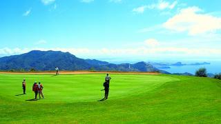 Clube de Golfe&#10Место: Santo da Serra&#10Фотография: Turismo da Madeira