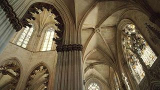 Mosteiro da Batalha - Capela do fundador&#10Lugar Batalha