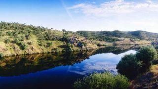 Naturtejo&#10場所: Rio Tejo&#10写真: Turismo Centro de Portugal