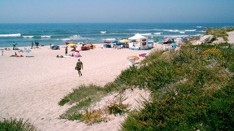 Praia De Afife Www Visitportugal Com