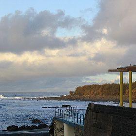Zona Balnear dos AnjosМесто: Santa Maria - AçoresФотография: ABAE
