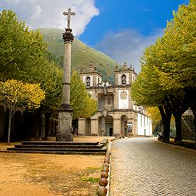 Santuário de Nossa Senhora da AbadiaLieu: AmaresPhoto: Moisés Soares - Munícipio de Amares