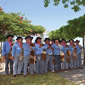 Cante Alentejano照片: Turismo do Alentejo